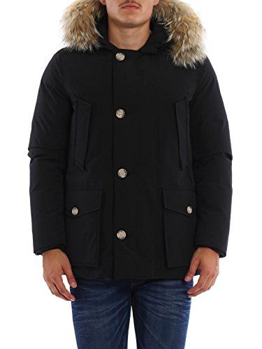 Arctic Uomo Wocps2477 Anorak Cn02 s Nero Woolrich A84TqR1nW