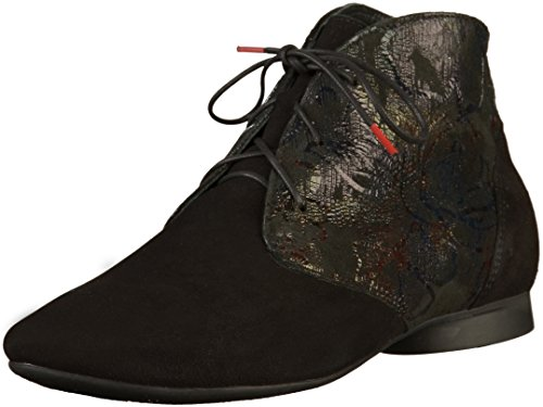 Booties Black Womens 83292 Think 3 wn484xFEW