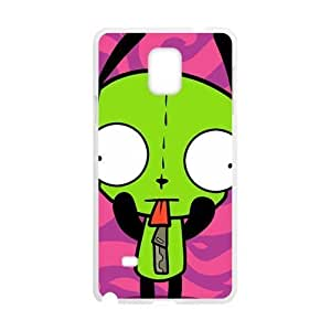 Cartoon cute green characters Cell Phone Case for Samsung Galaxy Note4