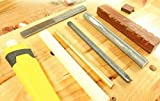 Tentop 8 Inch Mahogany Wood File File Tools Gear
