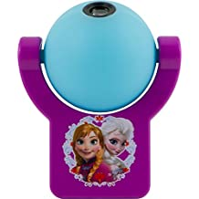 Disney Projectables Frozen LED Plug-In Night Light, 13340, Image Projects Onto Wall or Ceiling