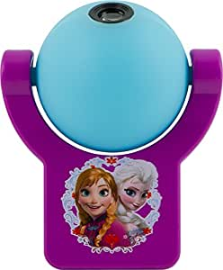 Disney Projectables Frozen Led Plug In Night Light 13340