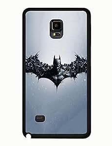 Batman Design Artistical Theme Comic Samsung Galaxy Note 4 Solid Case yiuning's case wangjiang maoyi