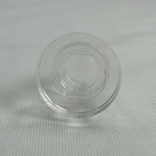 85%OFF Clear Hex Timing Plug Sight Window - FITS ALL HARLEY MODELS