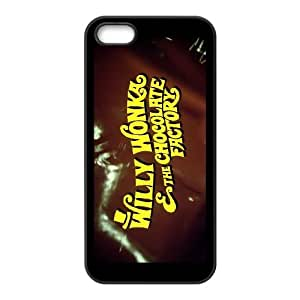 Willy wonka bar chocolate series hard pattern case For Iphone 4 4S case coverWW-BAR-S064857