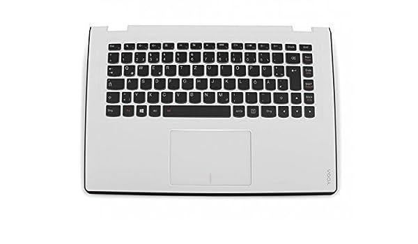 ipc-computer Teclado, Alemán (de) Incluye Topcase Blanco 5 ...