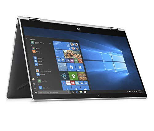 "Newest Flagship 2019 HP Pavilion x360 15.6"" 2-in-1 FHD IPS Micro-Edge Touchscreen Laptop Intel Dual-Core i3-8130U 8GB/16GB/32GB RAM 128G to 1TB SSD, 2TB HDD B&O WLAN Backlit KB HDMI USB-C Win 10"