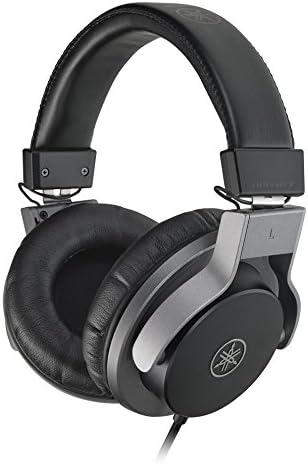 Amazon.com: Yamaha HPH-MT7 Monitor Headphones, Black: Musical ...
