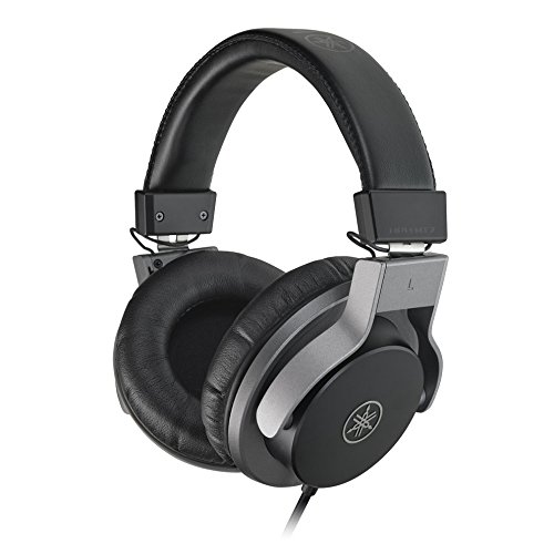 Yamaha HPH MT7 Monitor Headphones Black