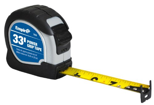 UPC 015812075351, Empire Level 7535 35 by 1-Inch Power Grip Tape, Black