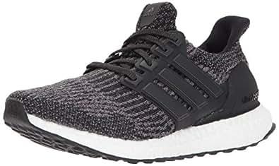 adidas Men's Ultraboost Running Shoe, Black/Black/Utility Black, 10 Medium US