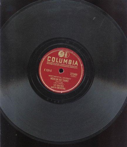 "Search : [10"" 78 RPM] Mexican Hat Dance - Fox Trot, & Leap Frog - Fox Trot - Sentimental Journey"