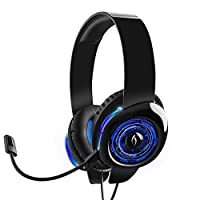 PDP Afterglow AGU.50 Wired Headset - Xbox 360 (Certified Refurbished)
