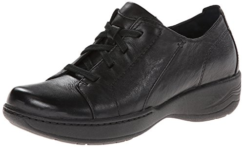 Dansko Women's Adriana Oxford,Black Milled Full Grain,41 EU/10.5-11 M US by Dansko