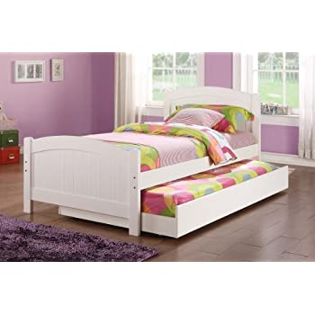 twin with bed trundle