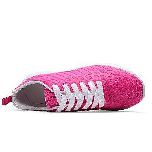 Homme rose Chaussures pour fereshte de rouge Running Ug7ZS