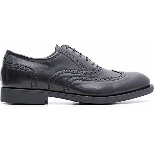 NERO de Chaussures lacets à Nero pour NAPPA homme ESTRADA ville Giardini 6vqUxapnwT