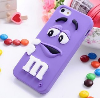coque m&m s iphone 5