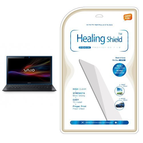 Healingshield AFP Olephobic Premium LCD Screen Protector for Sony Vaio Pro 13