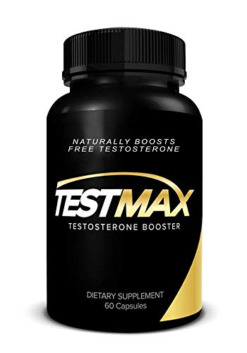 TESTMAX Mens Natural Test Booster