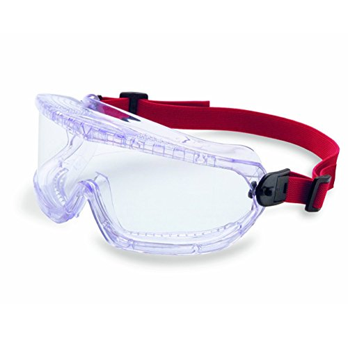 UVEX by Honeywell 11250850 V-Maxx Safety Goggle Indirect ...