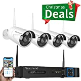 [1080P Full HD] Security Camera System W...