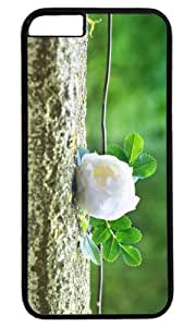 Gentle Rose Masterpiece Limited Design PC Black Case for iphone 6 plus by Cases & Mousepads