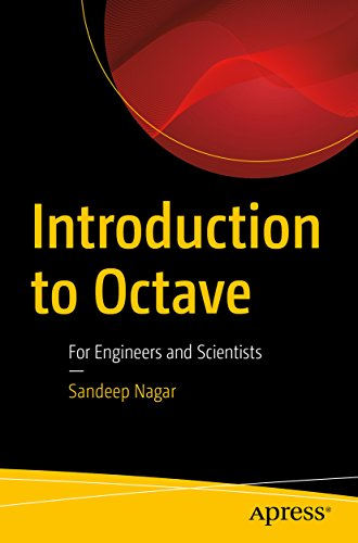 Introduction to octave for engineers and scientists 1st ed introduction to octave for engineers and scientists by nagar sandeep fandeluxe Choice Image