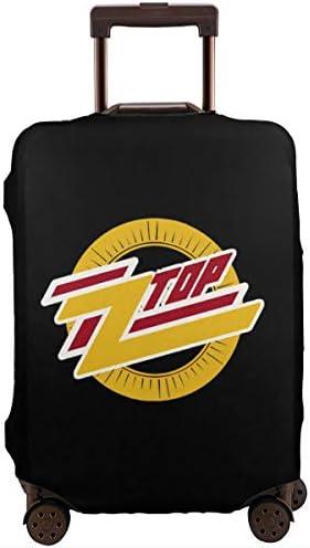 スーツケースカバー キャリーカバー ジージートップ ラゲッジカバー トランクカバー 伸縮素材 かわいい 洗える トラベルダストカバー 荷物カバー 保護カバー 旅行 おしゃれ S M L XL 傷防止 防塵カバー 1枚