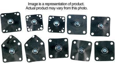 K&L Supply Diaphragm Only for Fuel Petcock Repair Kit 18-6638 ()