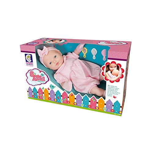 Sonho Azul Bebêzinho Cotiplás Rosa