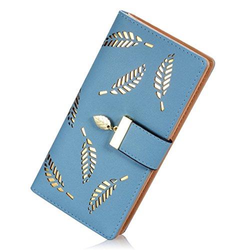 ACGE® Tasche - Bolso cruzados para mujer azul