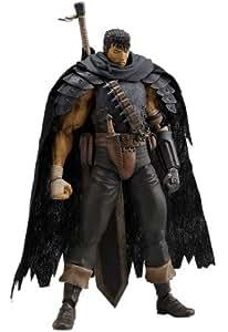 Berserk figma: Guts Black Swordsman Ver. Action Figure [Toy] (japan import)