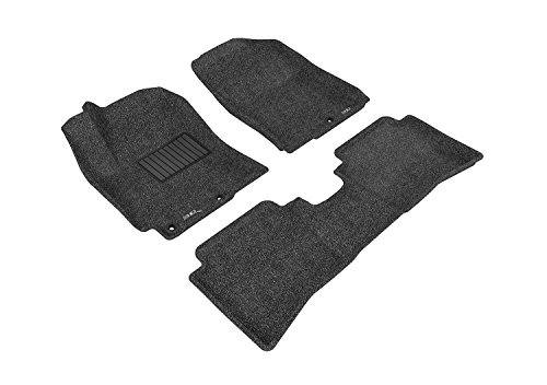 3D Maxpider Complete Set Custom Fit Floor Mat for Select ...