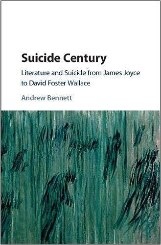 Suicide Century: Literature and Suicide from     - Amazon com