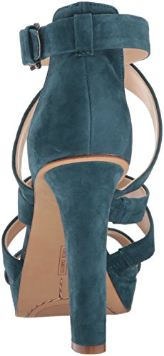 Vince Camuto Women's Catyna Heeled Sandal Biscay Bay 8NE6h3UM9Z