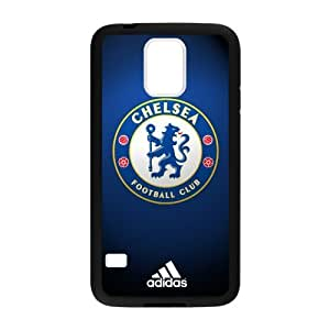 WXSTAR Fashion chelsea Fc Custom Case for Samsung Galaxy S5 (Laser Technology)