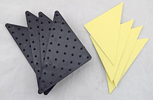 Noppor Anti Slip Rug Grippers Runners Grip Underlay Spike