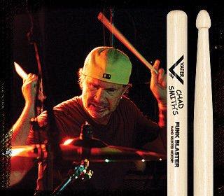 vater-chad-smiths-funk-blaster-hickory-wood-tip-drum-sticks-pair
