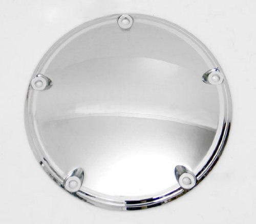 Chrome Derby Cover for Harley-Davidson Twin Cam ()