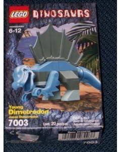 LEGO Dinosaurs Young Dimetrodon