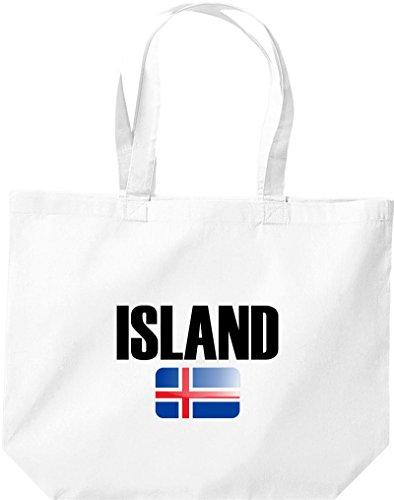 per l'Islanda Bassi Borsa Shirtstown Paesi shopping di grande YCnwASxHq7