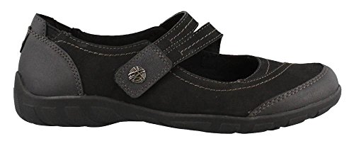 Earth Origins Women's, Rory Slip on Shoes Black 8 M by Earth Origins