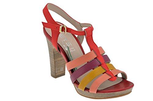 Noir 4677 110 Sandales Keys Neuf Chaussures Talon Fem x0Zqndw1n
