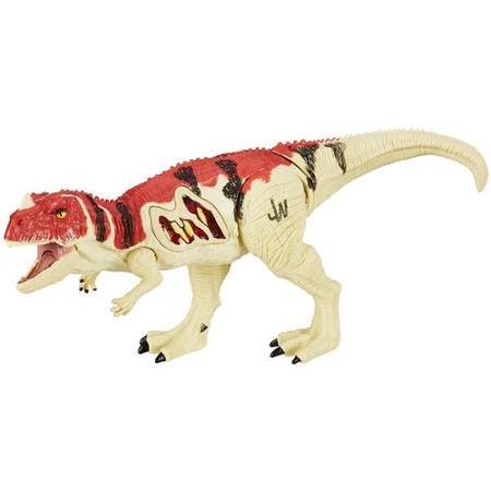 Jurassic World Growler Ceratosaurus - Dino has Awesome Growling Action