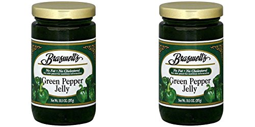 (Braswell's Jelly Green Pepper -- 10.5 oz)