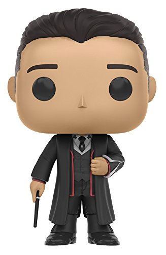 [Funko POP Movies: Fantastic Beasts - Percival Action Figure] (1980s Movie Character Costumes)