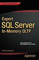 Expert SQL Server in-Memory OLTP Front Cover