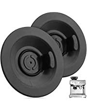 2 Pack Impresa Espresso Cleaning Disc for Select Breville Espresso Machines - 54mm Backflush Disc for Espresso Makers Comparable to Breville Part BES870XL/11.2 Rubber Disks