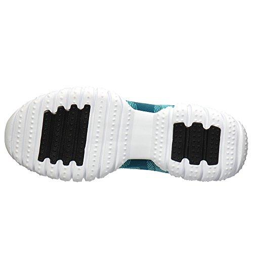 Aleader Mens Mesh Cross-traning Chaussures De Course Vert